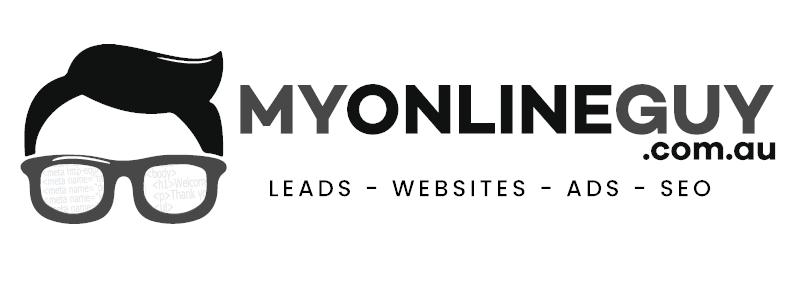 MyOnlineGuy logo.