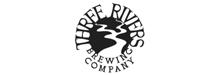 Three Rivers Brewing logo.