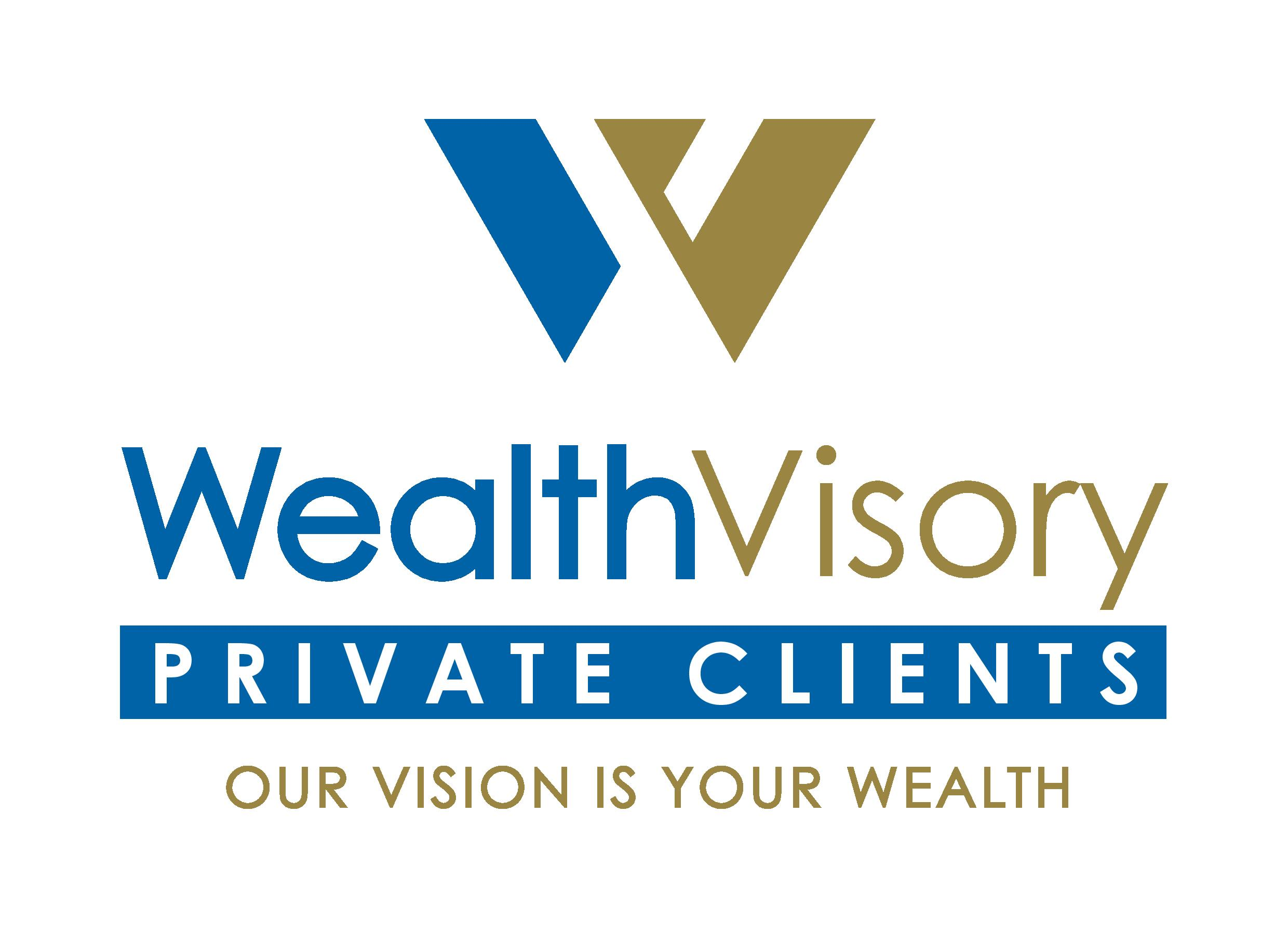 WealthVisory Private Clients logo with tagline